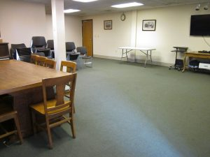 Two Harbors Public Library Meeting Room